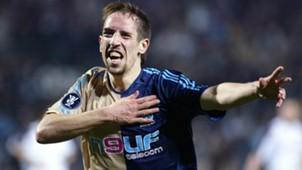 Franck Ribery Olympique Marseille 23022006