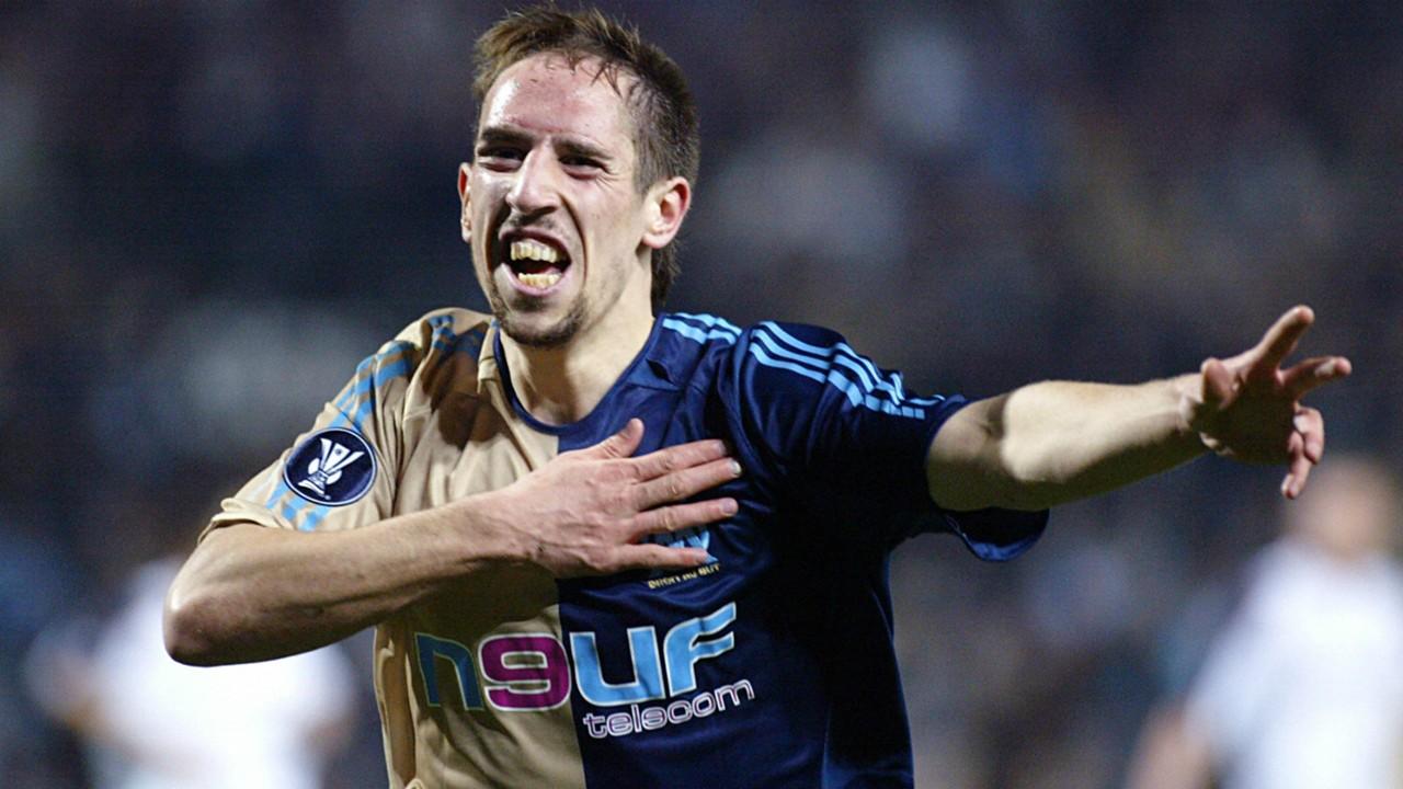 From Ligue 1 to Superstardom Franck Ribery