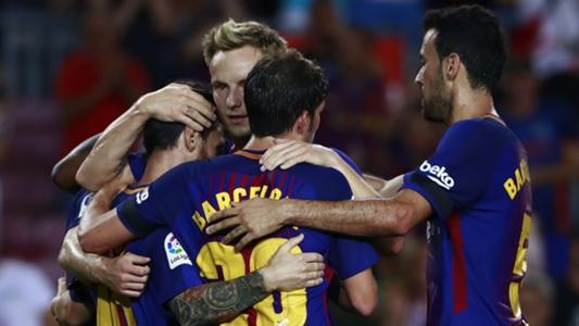 Barça-Betis 2-0, le Barça démarre en douceur