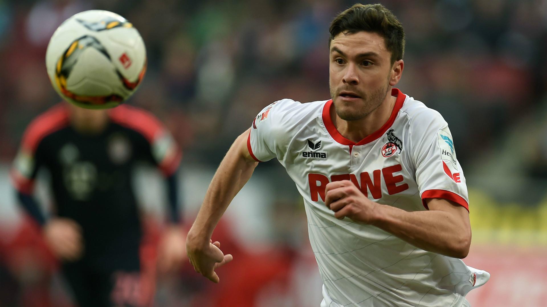 Jonas Hector 1 FC Koln Bayern Munchen Bundesliga 17932016