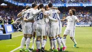 Real Madrid Osasuna 26042017