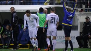 Denis Cheryshev Cadiz v Real Madrid - Copa del Rey 21.02.2015
