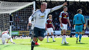 Rooney, Manchester United Burnley, 23042017
