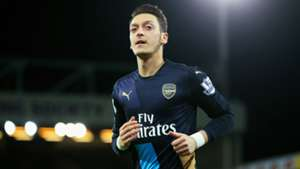 Mesut Özil Arsenal London Premier League Norwich City 29112015