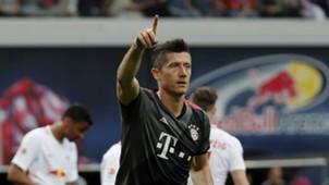Robert Lewandowski FC Bayern RB Leipzig