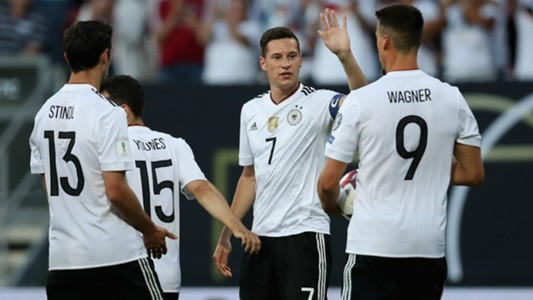 Germany Julian Draxler 10062017