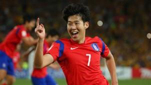 Heung-Min Son Südkorea