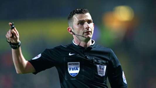 Michael Oliver Premier League 02102015