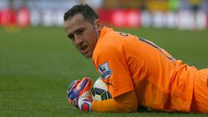 David Ospina Arsenal London Burnley Premier League 04112015