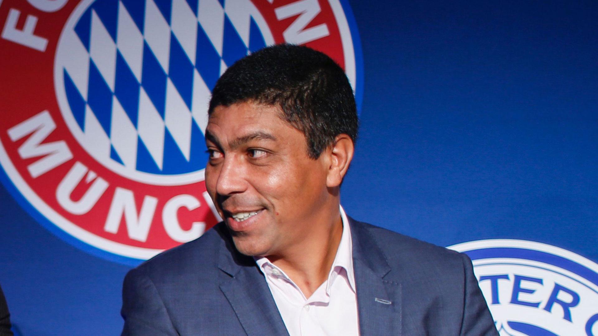 Giovane Elber FC Bayern München 22032016