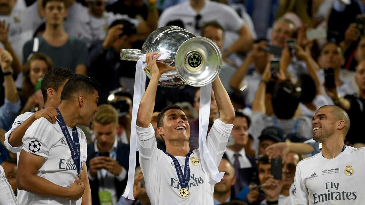 Cristiano Ronaldo Real Madrid Champions League 28052016