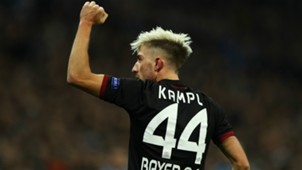 Kevin Kampl Tottenham Bayer Leverkusen Champions League 021120162