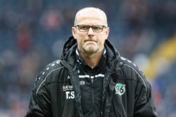 Thomas Schaaf Hannover 96 19032016