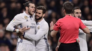 Bale Isco Red Card Las Palmas