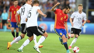 Germany U21 Spain U21 EM Final 063017