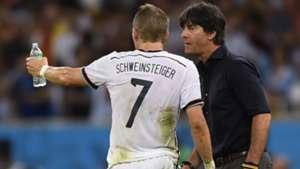 Bastian Schweinsteiger Joachim Löw Nationalmannschaft 07132014