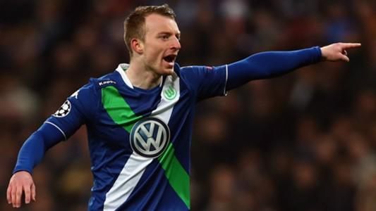 Maximilian Arnold VfL Wolfsburg Real Madrid 12042016