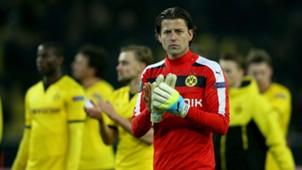 Roman Weidenfeller Borussia Dortmund 10032016