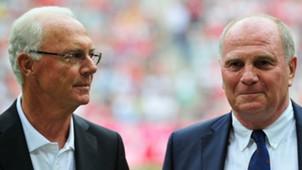 Hoeneß Beckenbauer