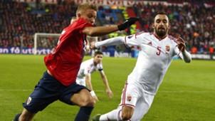 Ungarn Norwegen EURO 2016 11122016