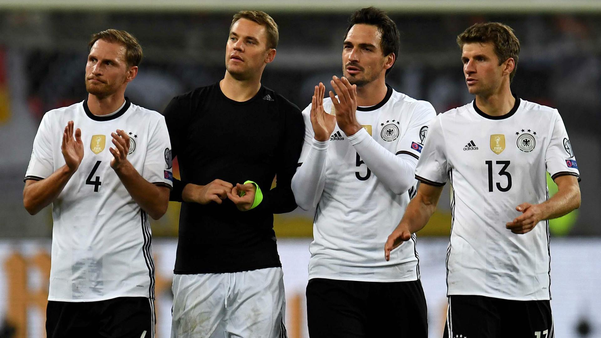 Ter Stegen prévient Neuer — Allemagne