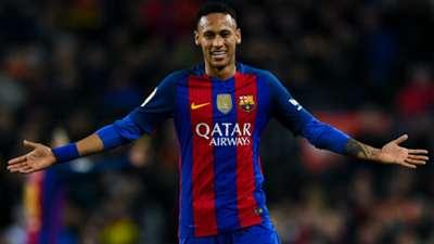 Neymar FC Barcelona 03122016