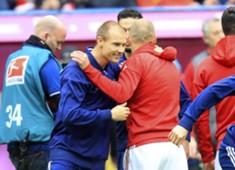 *GERMANY ONLY* Holger Badstuber Schalke Bayern
