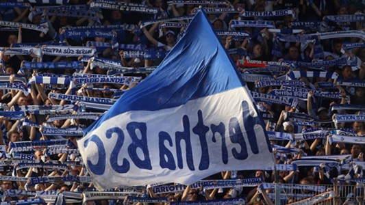 Hertha-Fans 08212016