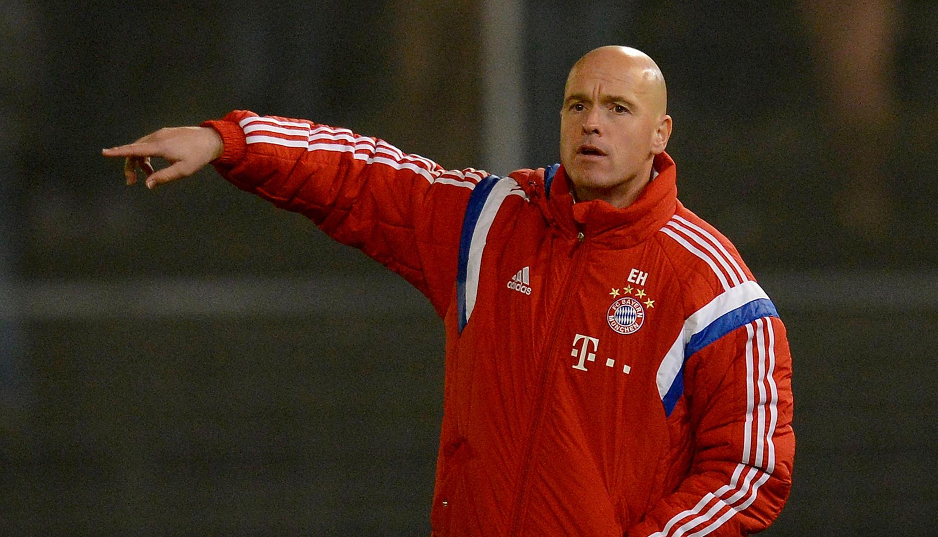 Erik Ten Hag Der Architekt Hinter Dem Ajax Wunder In Der Champions