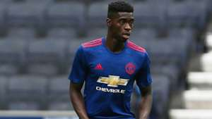 GER ONLY Axel Tuanzebe Manchester United 072016