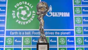 Football For Friendship Gazprom 03242016