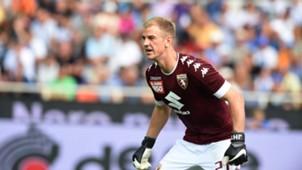 Joe Hart FC Turin 11092016