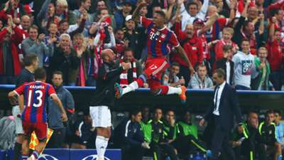 FC Bayern - Manchester City, Champions League, Jerome Boateng 17092014