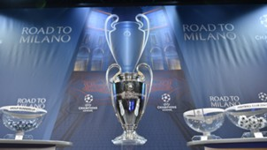 Champions League Pokal 2015