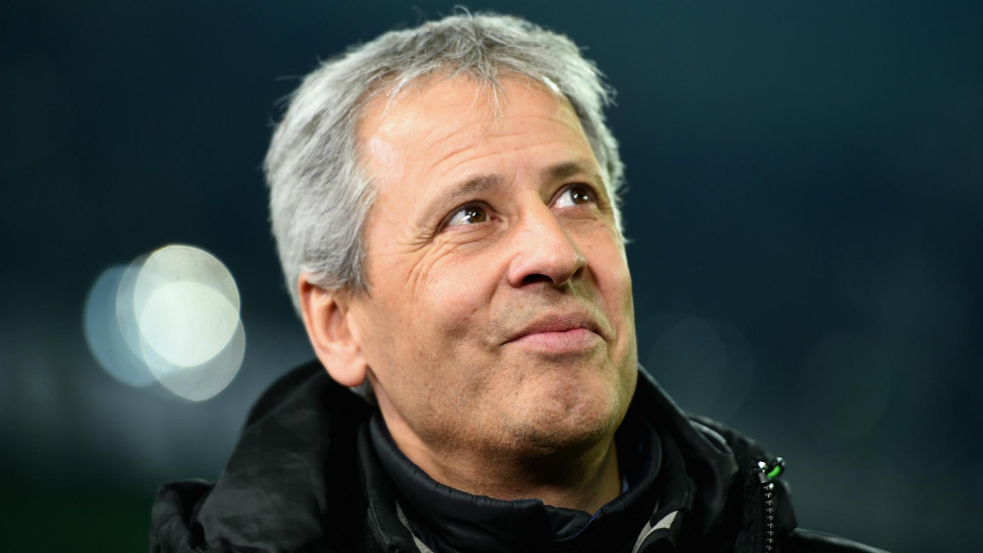 Lucien Favre Borussia Monchengladbach