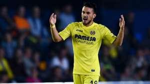 Nicola Sansone FC Villarreal 23102016