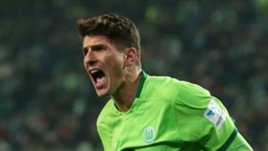 Mario Gomez VfL Wolfsburg 17122016