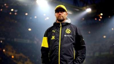 Im Regen von Dortmund nicht gerade allerbester Stimmung: Jürgen Klopp