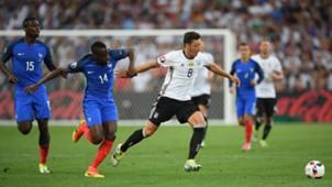 Mesut Özil Ozil Matuidi Germany Deutschland Frankreich France EC EM 07072016