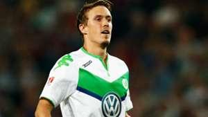 Max Kruse Wolfsburg Supercup 01082015