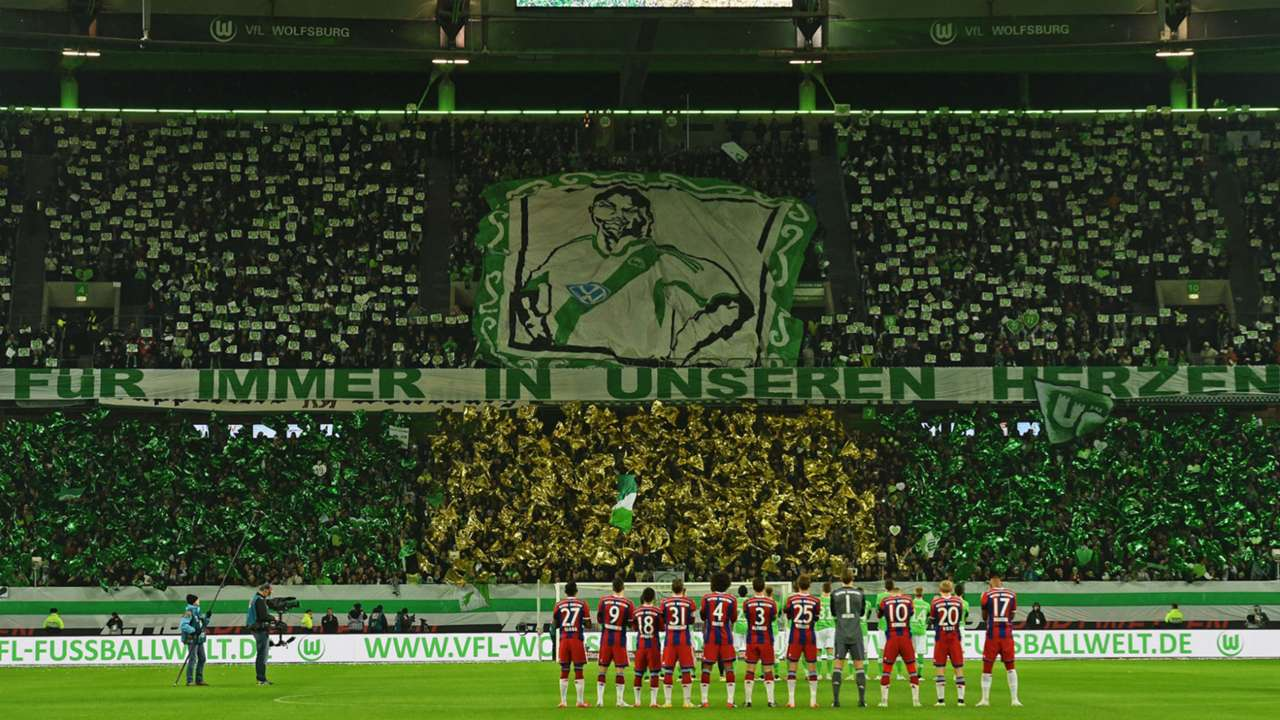 Fan Choreo Wolfsburg