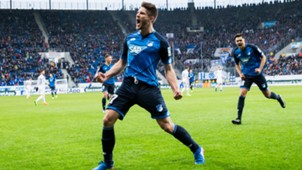 Andrej Kramaric Bundesliga Hoffenheim 18022017