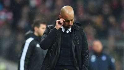 FC Bayern Bundesliga Pep Guardiola 013116