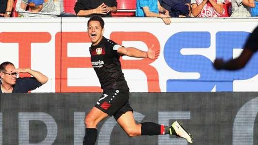 Chicharito - Bayer Leverkusen