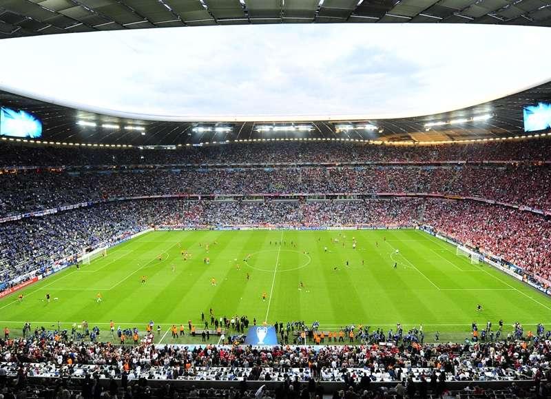 Bayern Heimspiele