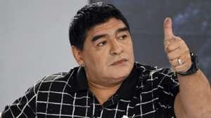 Diego Maradona Argentinien 25022015
