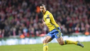 Zlatan Ibrahimovic Schweden 11.17.2015