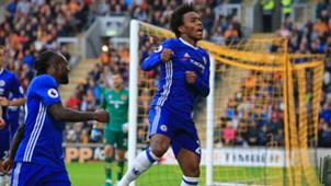 Willian Chelsea Hull City Premier League