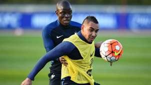 N'Golo Kante Dimitri Payet Frankreich France Training 2203206