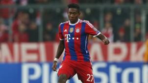 David Alaba Bayern München
